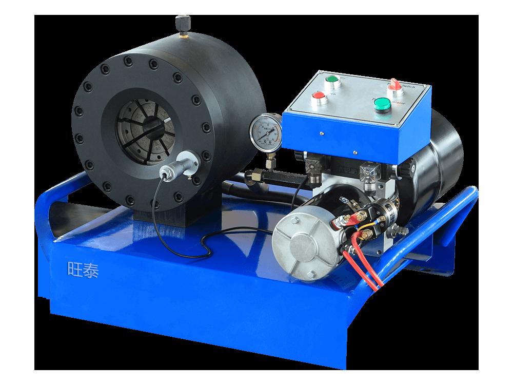 扣压油管_油管扣压机系列-潍坊旺泰机械有限公司